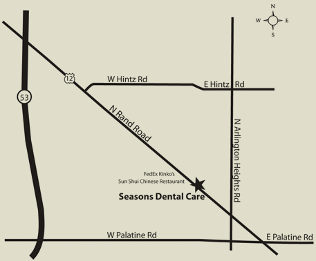 Seasons Dental Care Arlington Heights Illinois